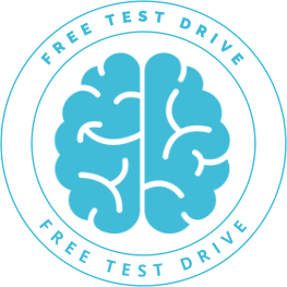 Online CBT for Anxiety Test Drive Badge